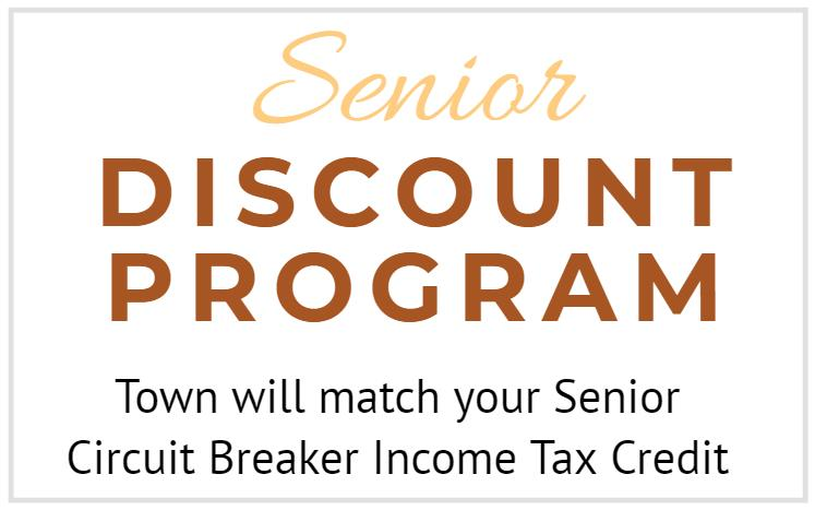 Town will match your Senior Circuit Breaker Income Tax Credit